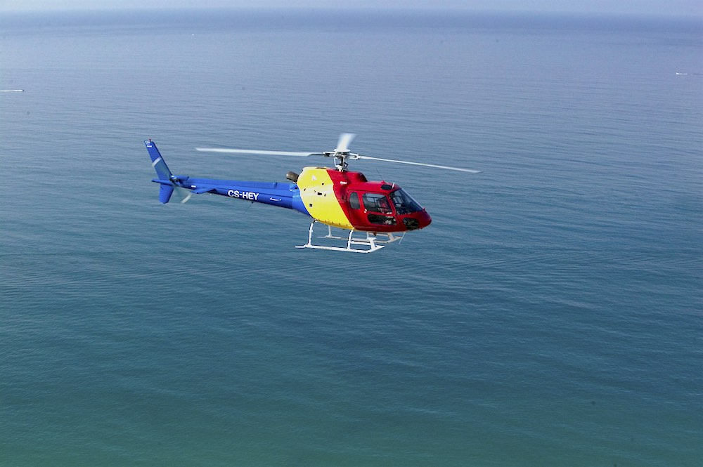 Contact us, Algarve Helicopters
