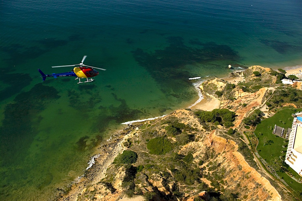 Lagos Helicopter Experience, Algarve Helicopters