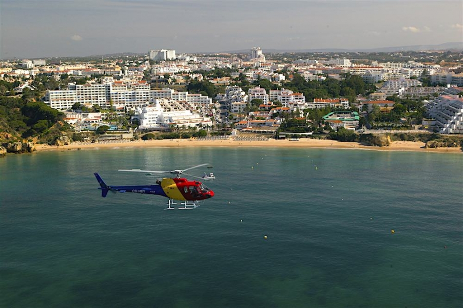 Algarve Helicopters, Flight Experiences in Portugal