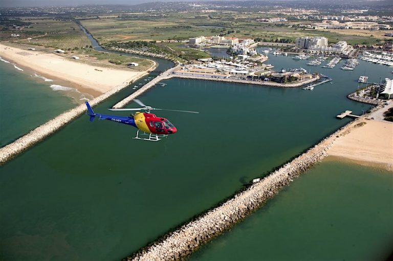 Algarve Helicopters Port
